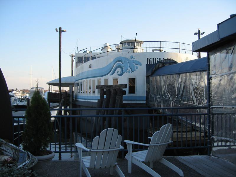 DiMillo's Restaurant, Portland, Maine