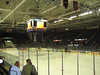 Inside the Cumberland County Civic Center in Portland Maine before the game