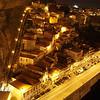 Accanto al ponte Don Luis; notare la funicolare