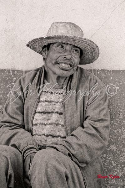 Street Man, Guatemala