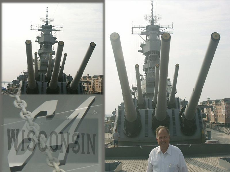 The last time I was on a battleship was when my Dad took me on the USS New Jersey, which his friend, Adm Dubois was the Captain, in Brooklyn Navy Yard, NYC