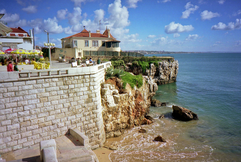 Cascais on Lisbon's southern coast