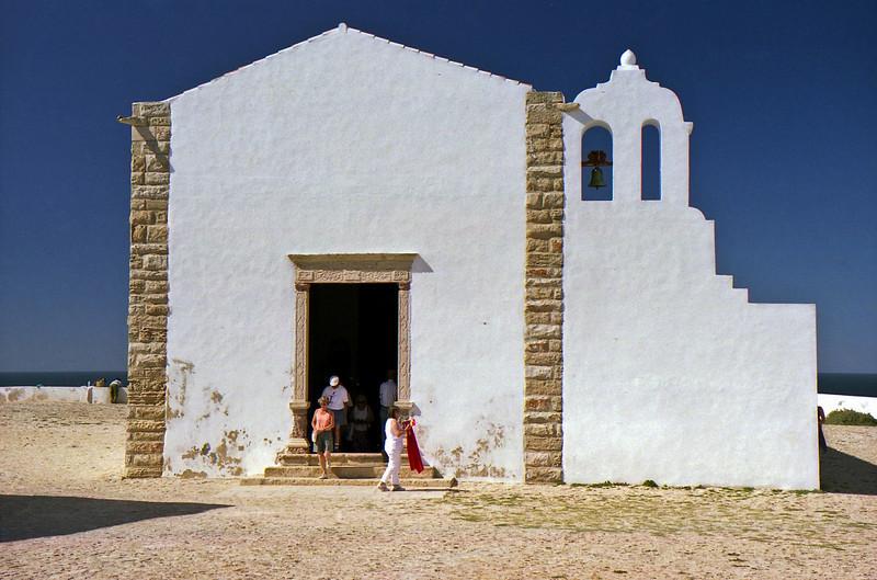 Old Chapel in Sagres