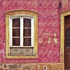 Tiled house in Silves.