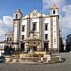 Town square, Evora