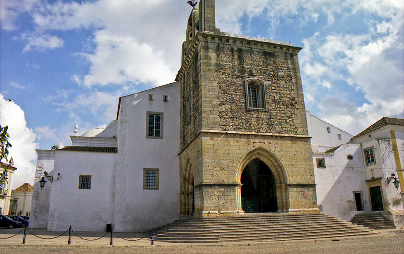 Cathedral in Faro