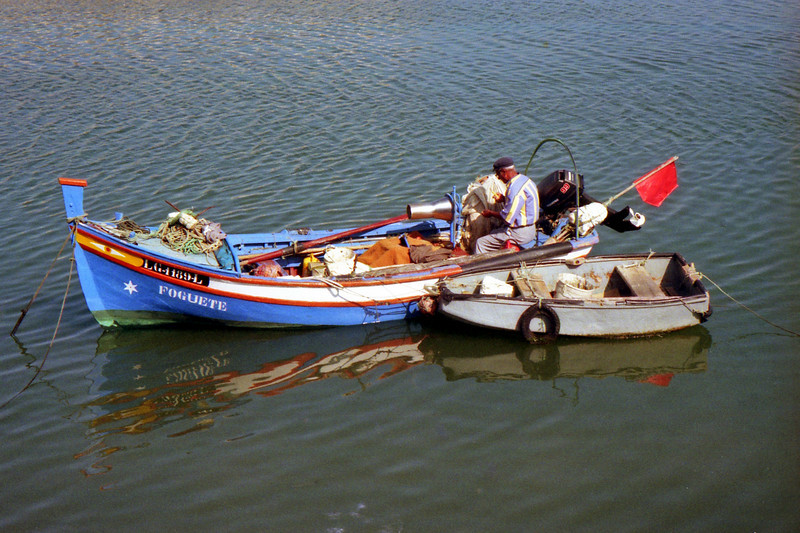 Fisherman in Lagos