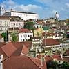 Alfama district in Lisbon.