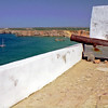 Fort at Sagres (destroyed by Sir Francis Drake in 1587)