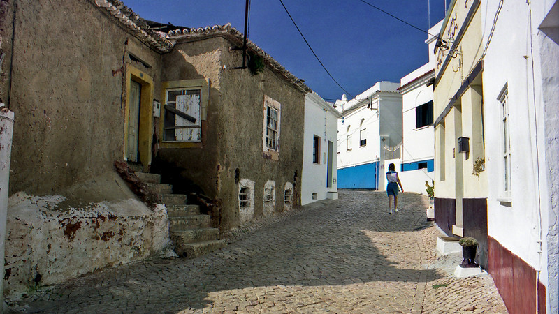 Street in Silves