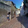 Street in Silves.