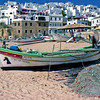 Fishing boats Albufeira