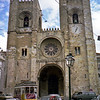 Lisbon Cathedral (Santa Maria Maior de Lisboa or Se' de Lisboa)  was build in 1147.
