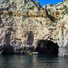 Sea arch boat trip Lagos