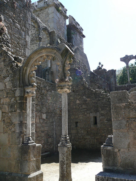 Ruins of Dom Manuels Palace