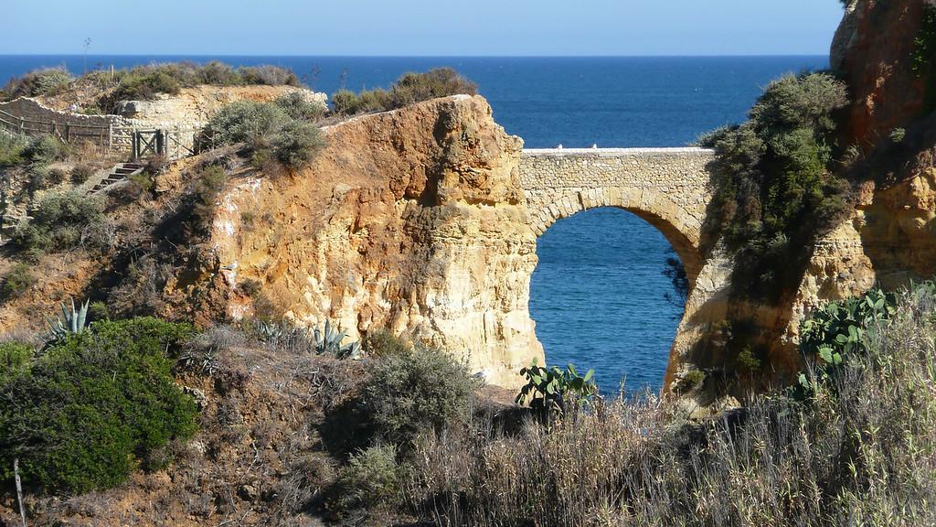 Praia da Batata-5 minute walk from the town center.