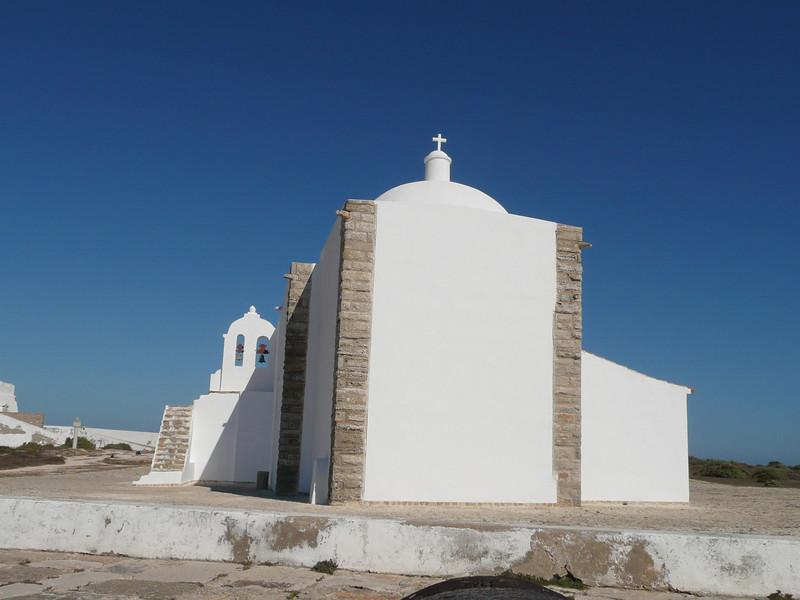 The chapel Nossa Senhora da Graca.