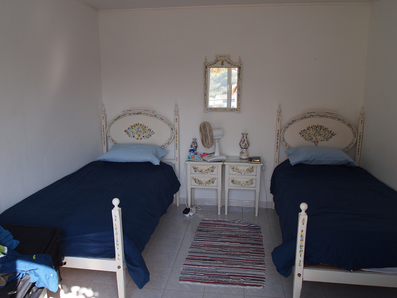 Our bed and breakfast in Salema, Portugal