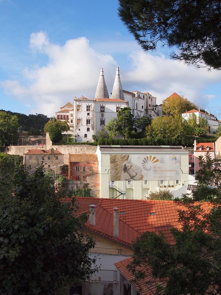 Royal Palace - Sintra, Portugal