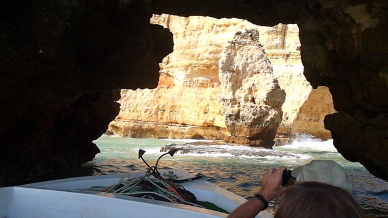 Boat tour of the coast at Legos