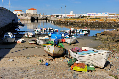 Portugal Trip, Oct. 2009 Fishing Boats