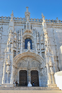 Portugal Trip, Lisbon, Oct. 2009 Monestary of the Jeronimos