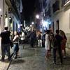 Lisbon - street scene