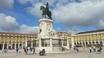 Terreiro do Paco - King Jose I
