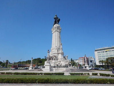 Marquess of Pombal Square