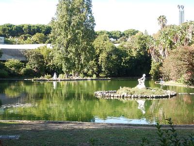 Estufa Fria Botanical Gardens