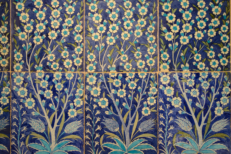 16th-century Iznik tiles