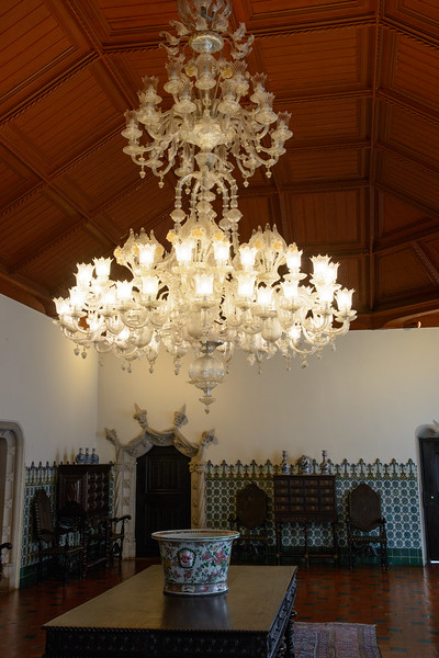 19th century Murano glass chandelier from Venice.