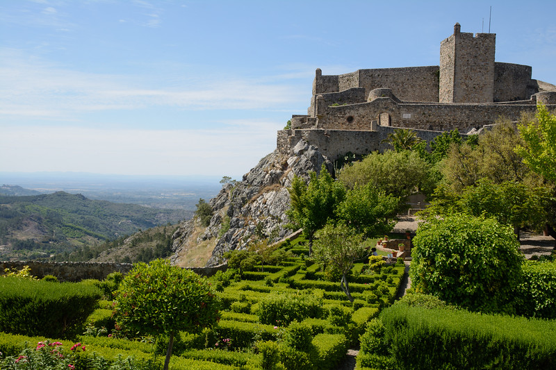 Marvao has been settled for a very, very long time, but the castle only dates from the 11th-13th centuries.