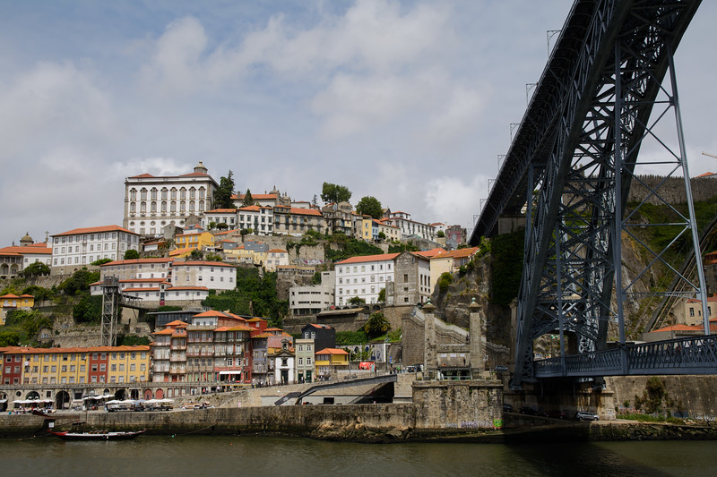 We ended the tour across the river in Vila Nova de Gaia.