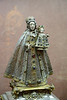 Our Lady of Light silver statue from 1636