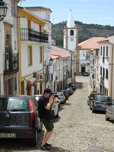 Tuesday was a long driving day, but with several stops.  At the eastern edge of Portugal is the town of Castelo de Vide.