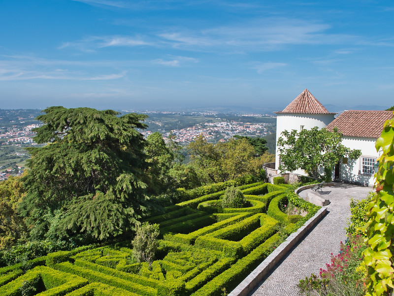Sintra view