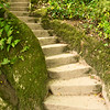 The grounds of Quinta da Regaleira are full of secret stairways and passages.  It is a huge estate built by António Augusto Carvalho Monteiro in the late 1800s.