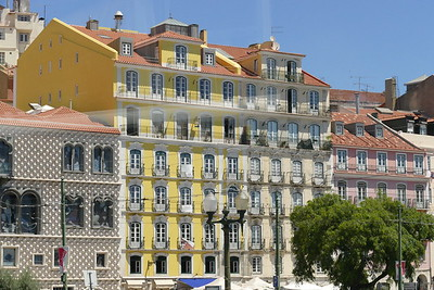 Portuguese Architecture - Lisbon