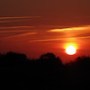 Sunset near Guia
