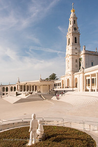 Esplanade and Basilica of Our Lady of Fátima