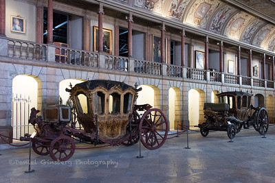 National Coach Museum (Museu Nacional dos Coches) Royal Riding School