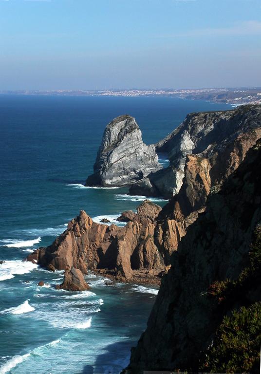Cabo de Roca, Algarve, Portugal