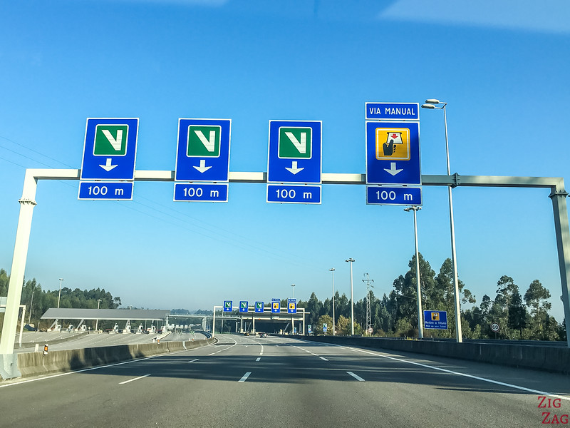 Toll roads Portugal