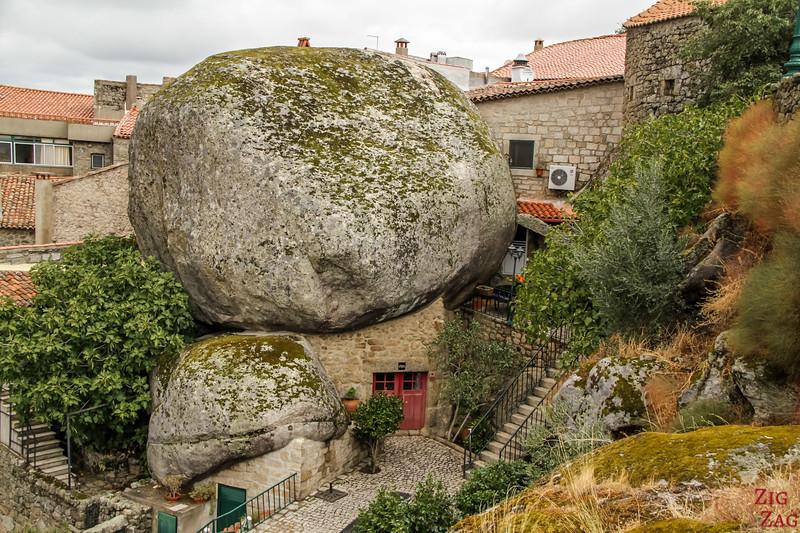 Miradouro do Forno und das berühmteste Boulderhaus