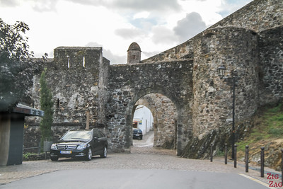 Rodao Gate Marvao Portugal