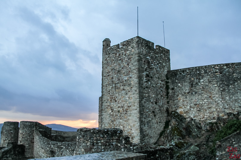 Portugal Marvao chateau 1