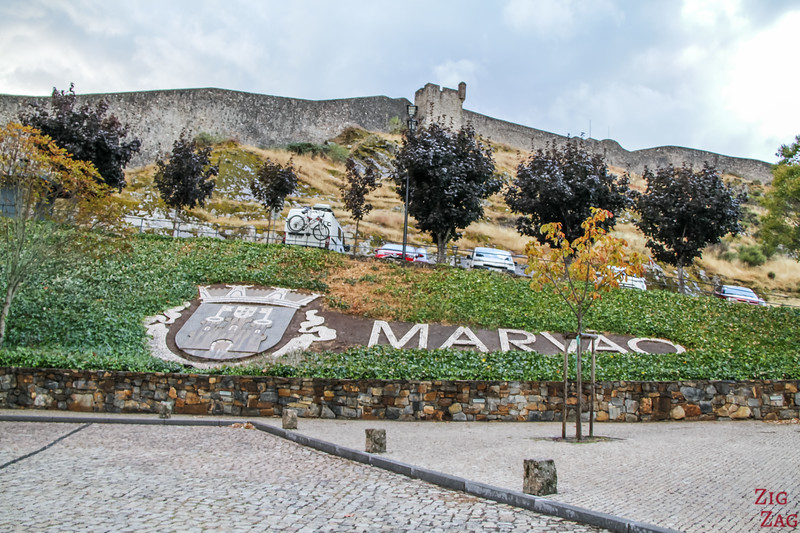 how to get to Marvao Portugal
