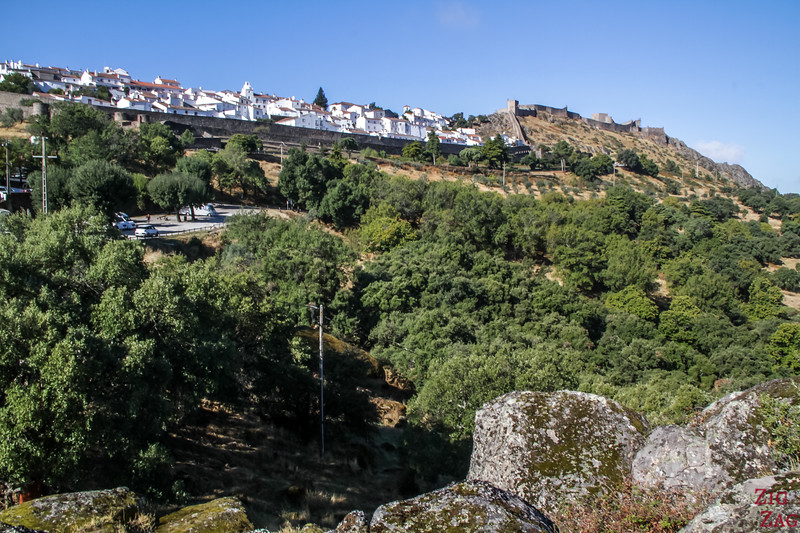 view of Marvao Portugal