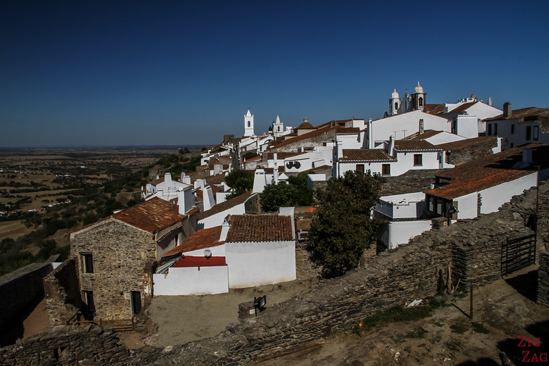 Views from Monsaraz Portugal Village 2